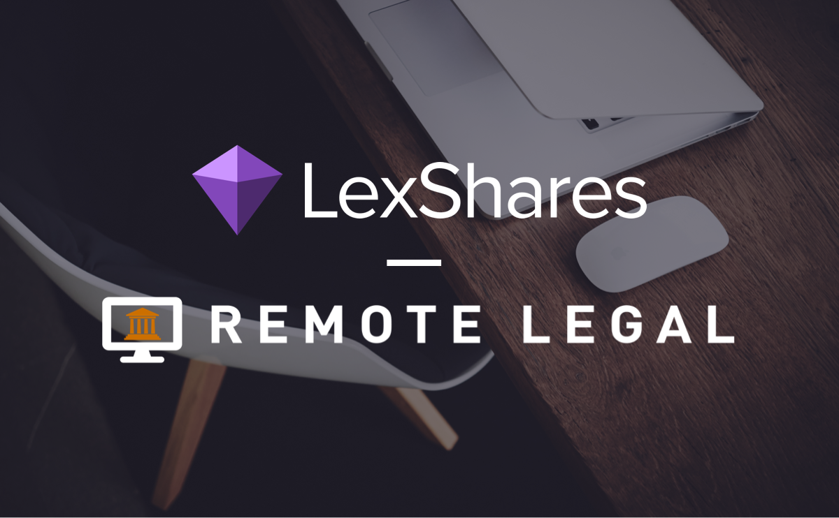 LexShares Partners with Remote Legal to Enhance  the Virtual Deposition Experience