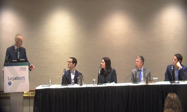 Legalweek 2018: A Conversation About Legal Finance