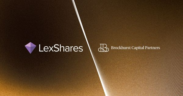 LexShares Receives Majority Investment From Brockhurst Capital Partners